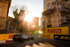 F1 Nation Podcast: 2021 Azerbaijan GP preview