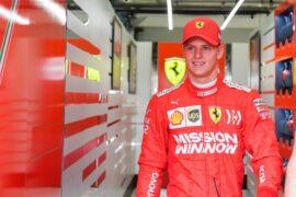 Binotto: 'Good chance' of 2021 debut for Schumacher
