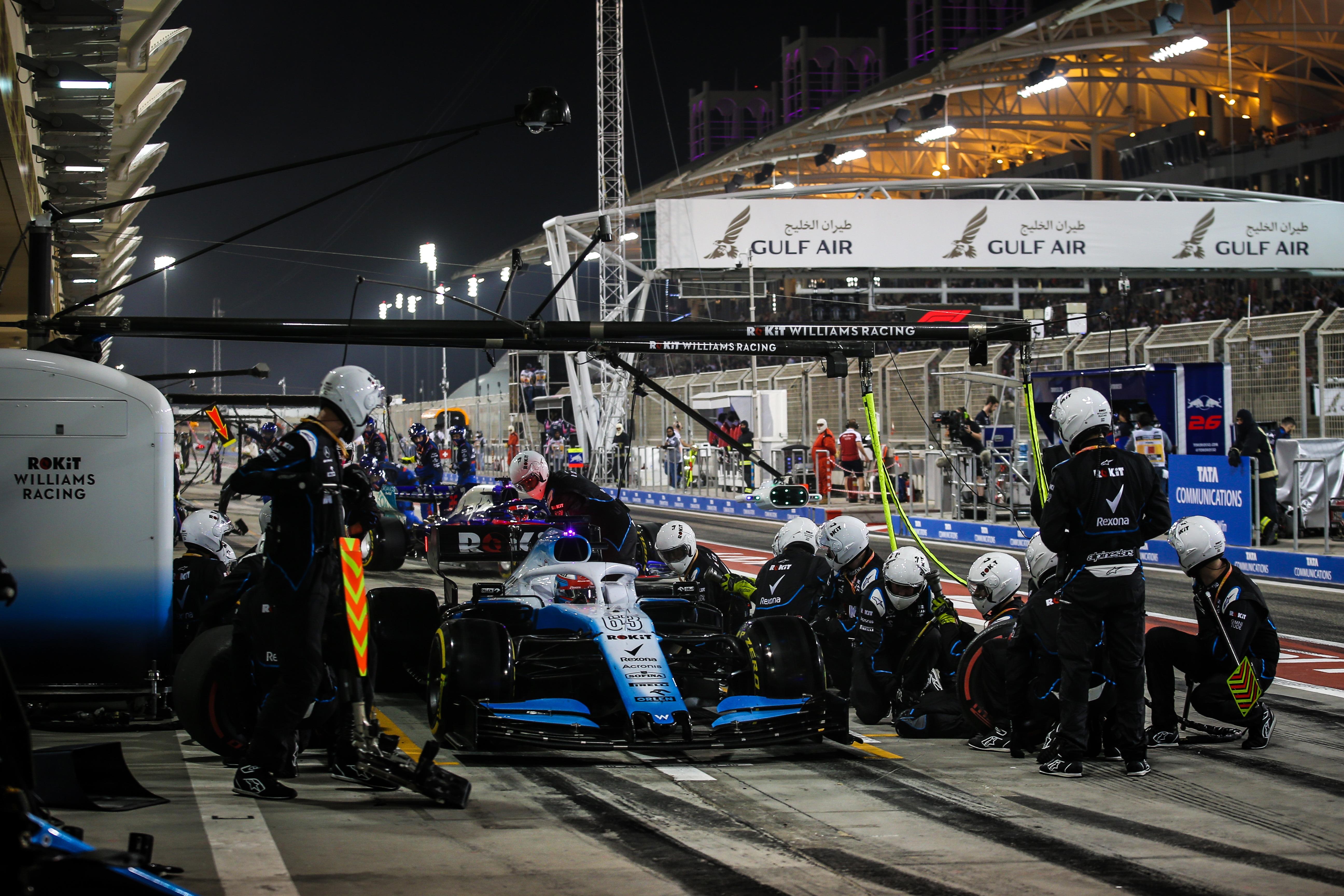 Ecclestone: Williams situation 'terrible'