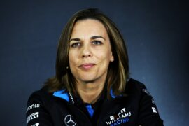 Claire Williams 2019 Beyond Victory podcast