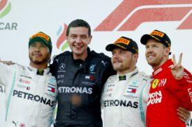 Race Results 2019 Azerbaijan F1 Grand Prix