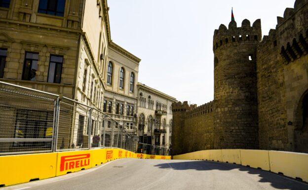 Baku to host F1 ghost race in June this season