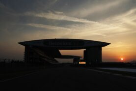 Scheduled China GP race date 'highly unlikely'