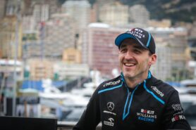 Kubica: Gap too big for points in 2019