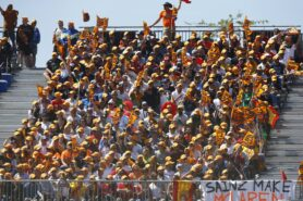 Teams worried about return of F1 spectators