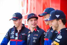 Verstappen: 2020 teammate 'up to Red Bull'