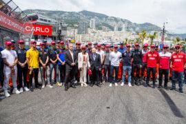 Wallpaper pictures 2019 Monaco F1 GP