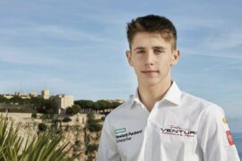 Leclerc's brother not rushing on road to F1