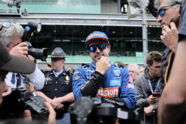 Alonso wants 'best possible team' for Indy 500