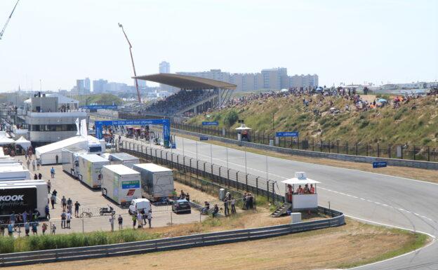 Next week's Dutch F1 GP still on the edge of cancellation