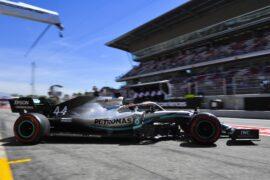Lap times 3rd free practice 2019 Spanish F1 GP