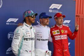 Qualifying Results 2019 Spanish F1 Grand Prix