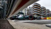 Lap times 1st free practice 2019 Monaco F1 GP