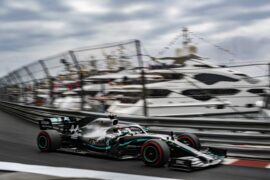 Qualifying Results 2019 Monaco F1 Grand Prix