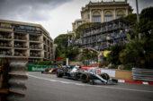 Lewis Hamilton ,Mercedes W10 2019 Monaco Grand Prix, Saturday - Wolfgang Wilhelm
