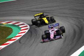 Renault slams Racing Point over brake bias protest