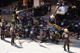 Haas F1 Team on Working with NASCAR's Stewart-Haas Racing