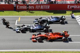 Binotto: World title not 'taboo' for Ferrari