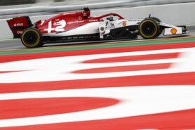 Raikkonen admits Alfa Romeo 'lack speed'