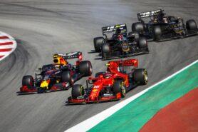 Camilleri: 'No panic' at Ferrari amid crisis