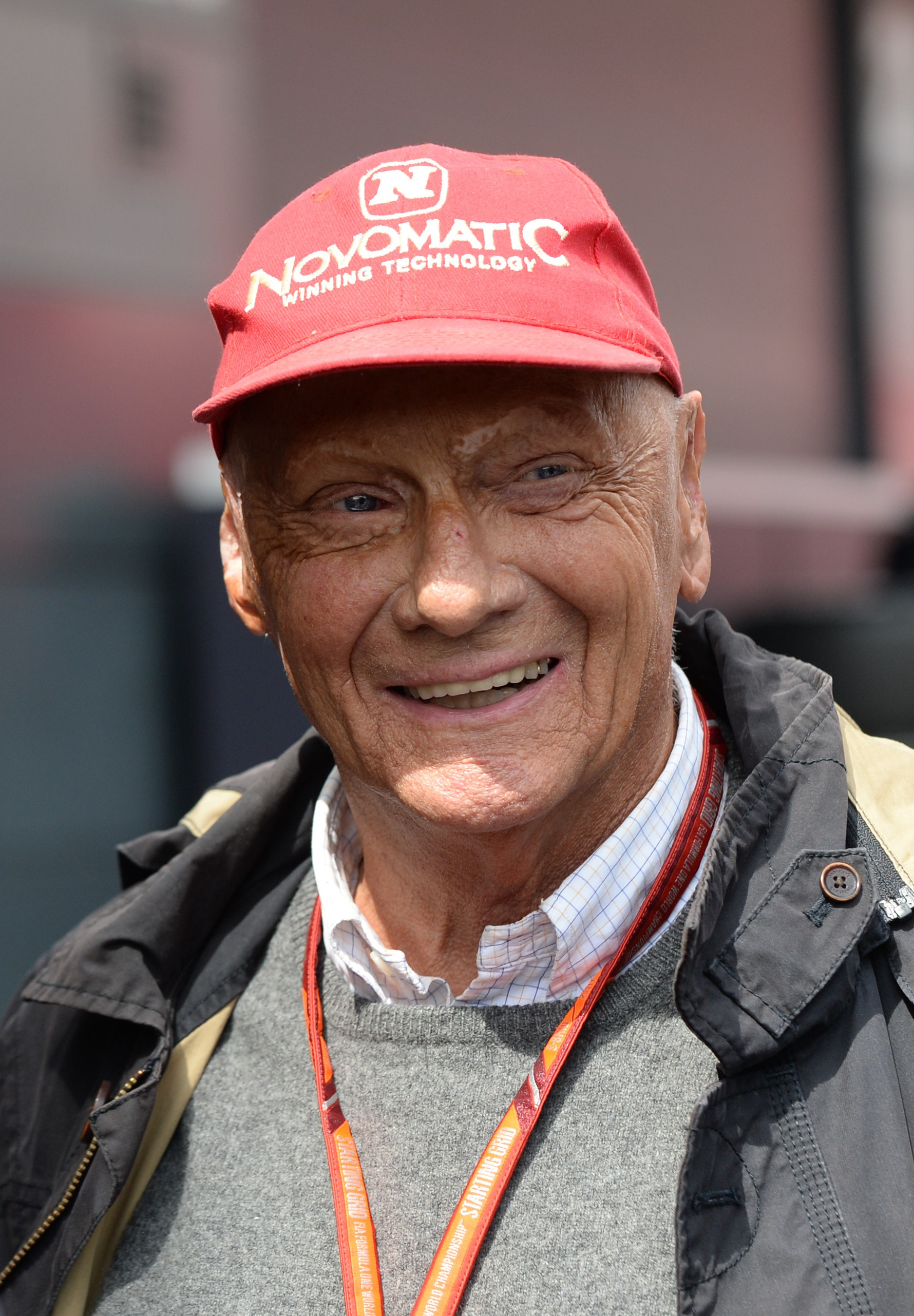 Lauda funeral set for Wednesday