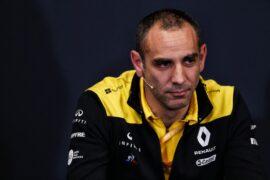 Abiteboul plays down Vettel to Renault talk