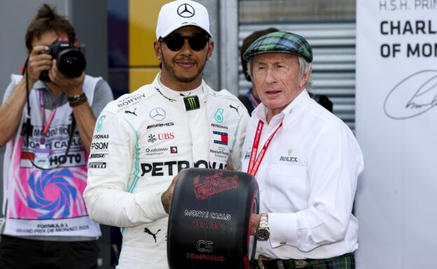 Ex-F1 driver Stewart thinks Hamilton & Mercedes dominated too long