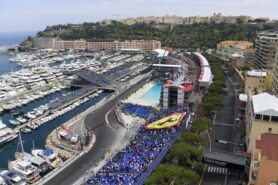 Starting Grid 2019 Monaco F1 GP