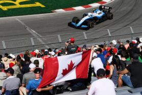 Villeneuve doubts Canada GP can go ahead