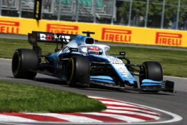 George Russell (GBR) Williams Racing FW42. Canadian Grand Prix, Friday 7th June 2019. Montreal, Canada.