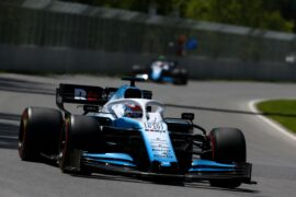 George Russell (GBR) Williams Racing FW42. Canadian Grand Prix, Saturday 8th June 2019. Montreal, Canada.
