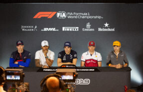 2019 Canadian Grand Prix Drivers Press Conference