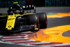 Nico Hulkenberg (GER) Renault F1 Team RS19. Canadian Grand Prix, June 2019. Montreal, Canada.