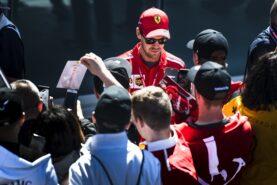 Vettel: F1 'no longer the sport I fell in love with'