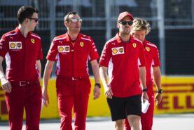 Binotto 'satisfied' with Vettel