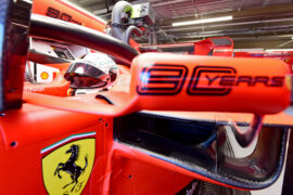 Lap times 3rd free practice 2019 Canadian F1 GP