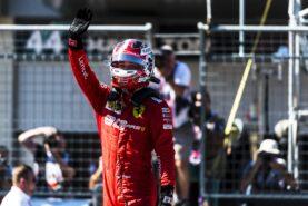 Starting Grid 2019 Austrian F1 GP