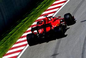Ferrari concept change will take 'weeks'