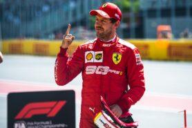 Sebastian Vettel Ferrari Canadian GP F1/2019