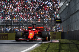 Report: Vettel time penalty review 'on standby'