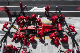 Binotto: Ferrari must improve pitstops
