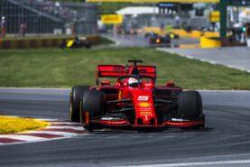 Ferrari asks FIA for Vettel penalty 'review'