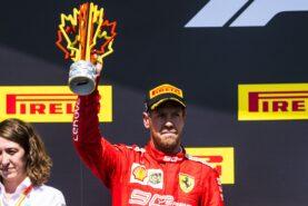 Steward: No penalty for post-race Vettel tantrum