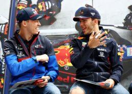 Kvyat respects Red Bull's decision on Albon-Gasly