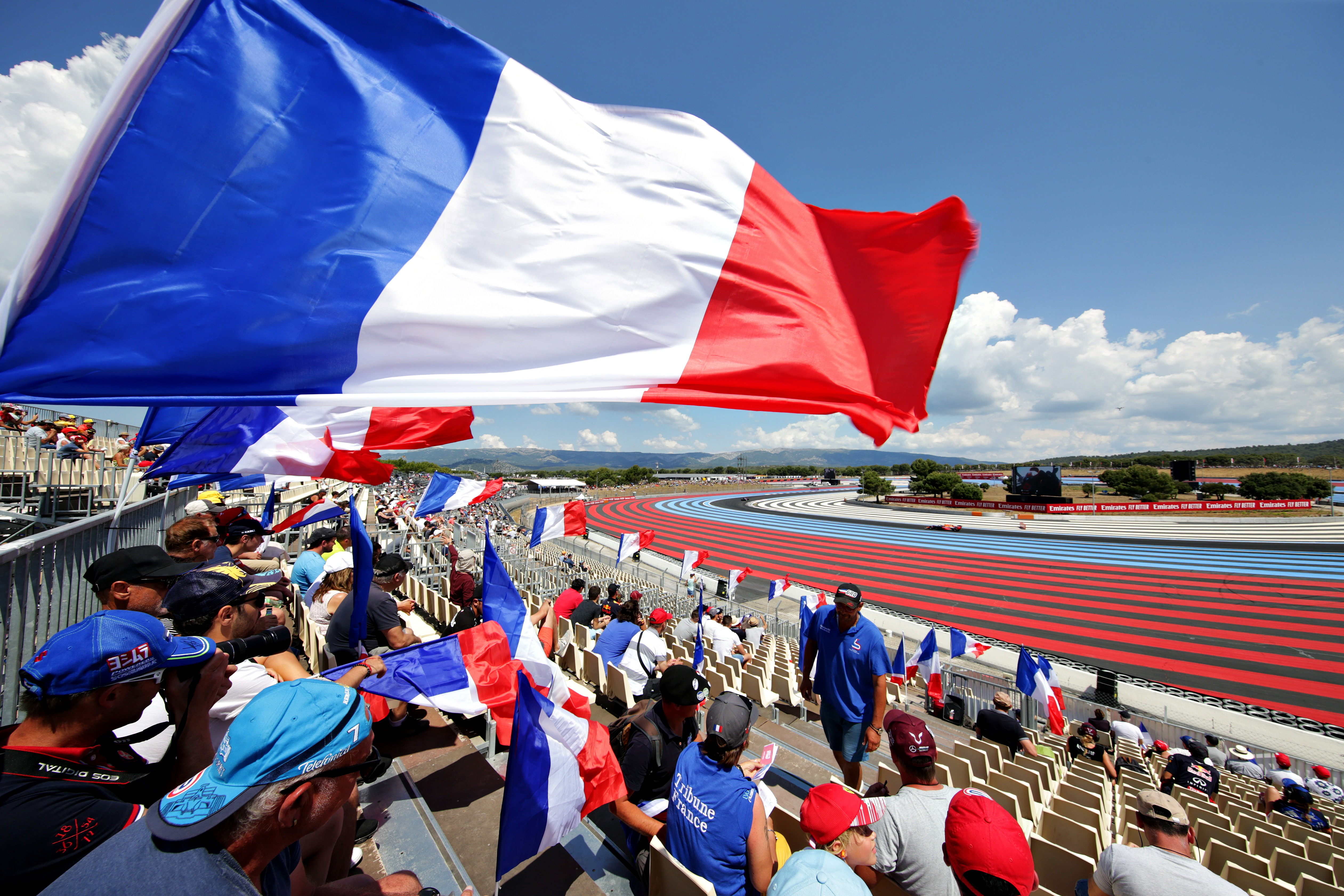 French GP crowd capped at 15k for 2021