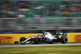 Bottas calls Canada GP a 'wake-up call'