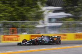 Formula One - Mercedes-AMG Petronas Motorsport, Canadian GP 2019. Valtteri Bottas