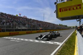 Signs of reliability trouble at Mercedes