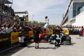 Formula One - Mercedes-AMG Petronas Motorsport, Canadian GP 2019. Lewis Hamilton