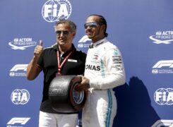 Berger not sure Hamilton best ever driver